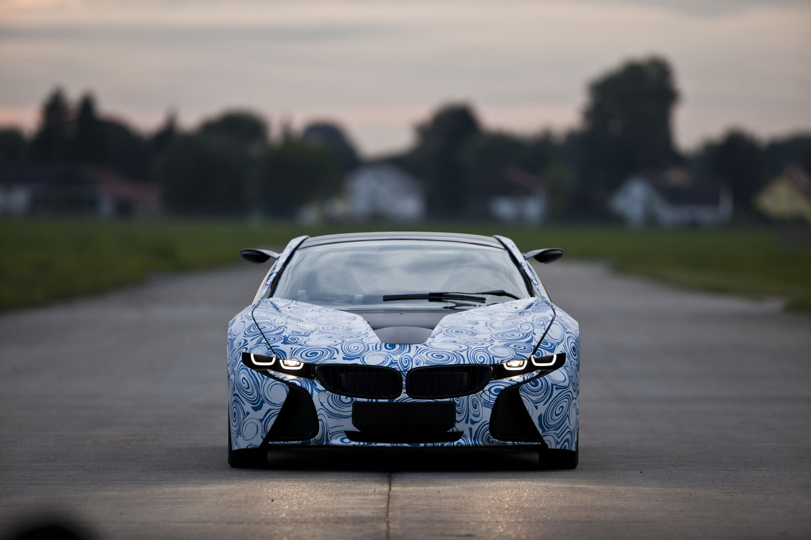 If you're into cars the i8