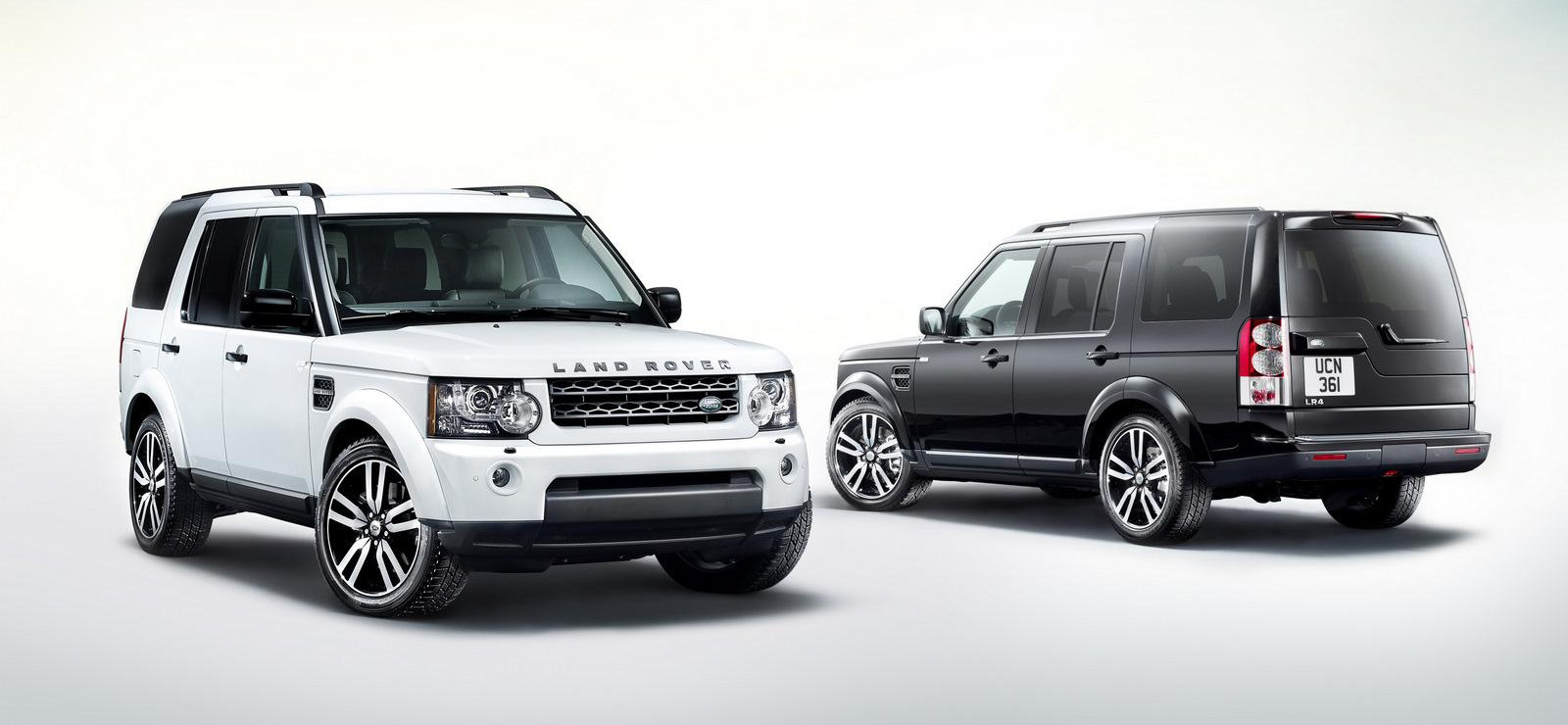 2011 LR4 Ads: Land Rover Makes